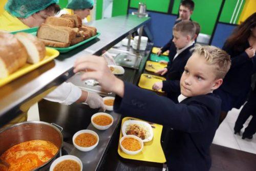 Питание в школе