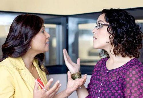 Общение учителей и родителей
